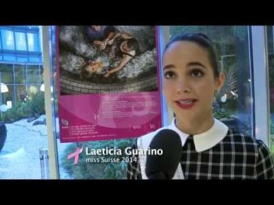 présentation de la campagne à Lausanne